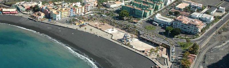 Naaktstrand Playa y Puerto de Tazacorte