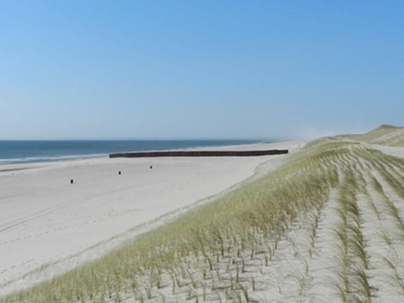 Naaktstrand Maasvlakte