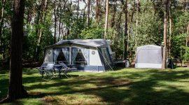 Naturistencamping Nederland Parelmoer - Vereniging de Grens