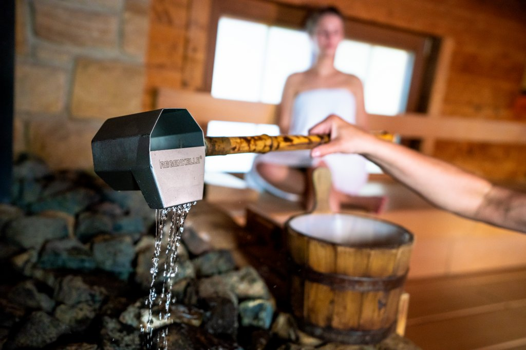 Sauna en Beauty Oase - SWG