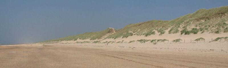 Naaktstrand Castricum aan Zee
