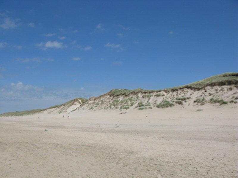 Naaktstrand Egmond aan Zee Noord