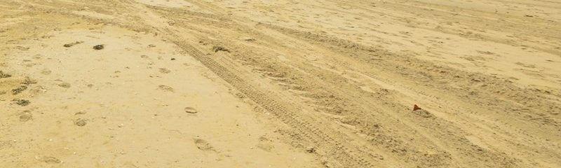 Naaktstrand Zandvoort