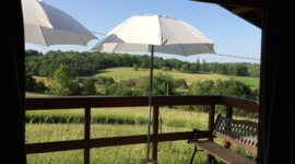 Naturistische Accommodatie Frankrijk Le Chateau l'Herm