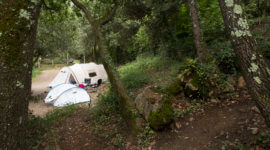 Naturistische Accommodatie Frankrijk Mas de la Balma