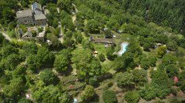 Naturistencamping La Combe de Ferrière Frankrijk