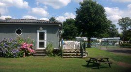 Naturistencamping Groot Brittannië East Midlands Sun Folk
