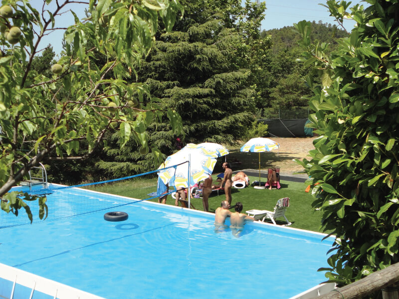 Naturistencamping Ca' le Scope