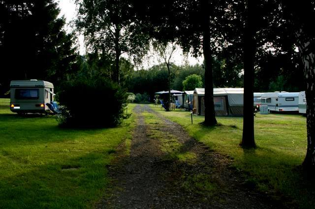 Naturistencamping België Het Hoeveke Vereniging Puur Natuur