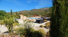 Naturistische Accommodatie Spanje Casa de Cinco Hermanos
