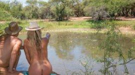 Naturistische Accommodatie Zuid Afrika SunEden Resort Naturist