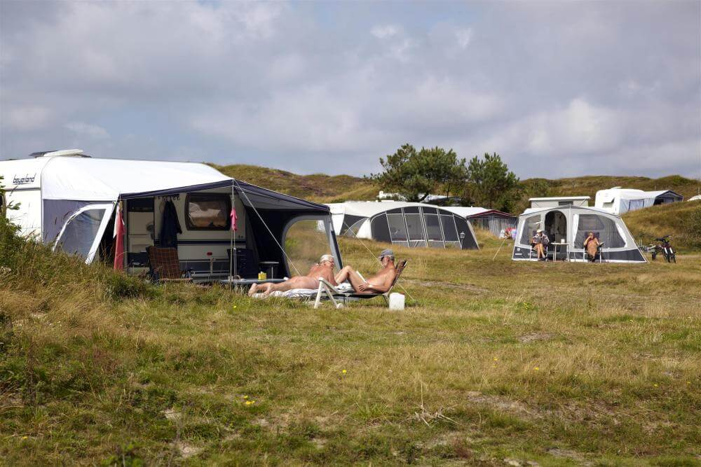Camping Loodsmansduin BlootKompas!