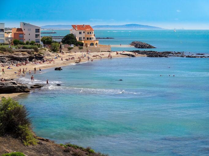 Naaktstrand Cap d'Agde
