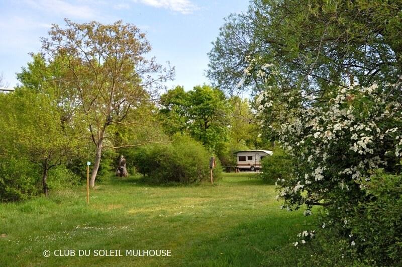 Naturistencamping Club du Soleil Mulhouse Frankrijk