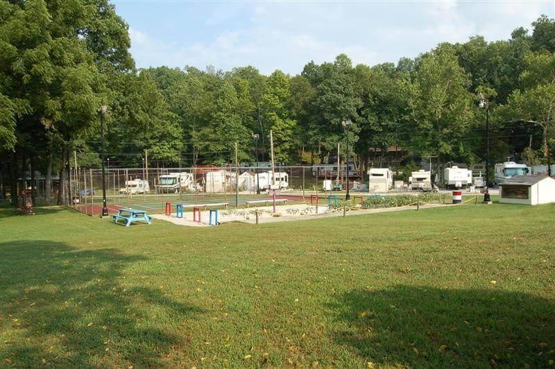 Naturistencamping Fern Hills Club in de Verenigde Staten