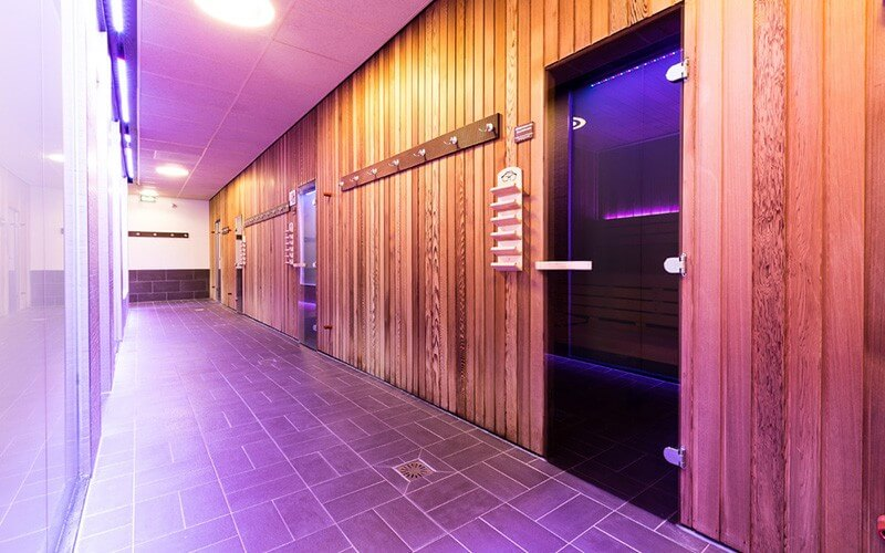 Sauna BLUE Wellness Stadspark Bergen op Zoom