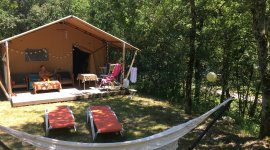 Naturistencamping Le Couderc