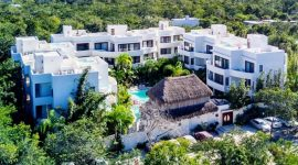 Naturistische accommodatie Intima Resort Mexico
