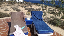 naturistische vakantie Las Piteras op Lanzarote - Canarische Eilanden