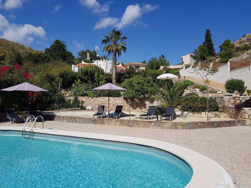 Lavinia Naturist Resort Alicante Spanje