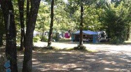Naturistencamping Le Domaine de Chaudeau Frankrijk