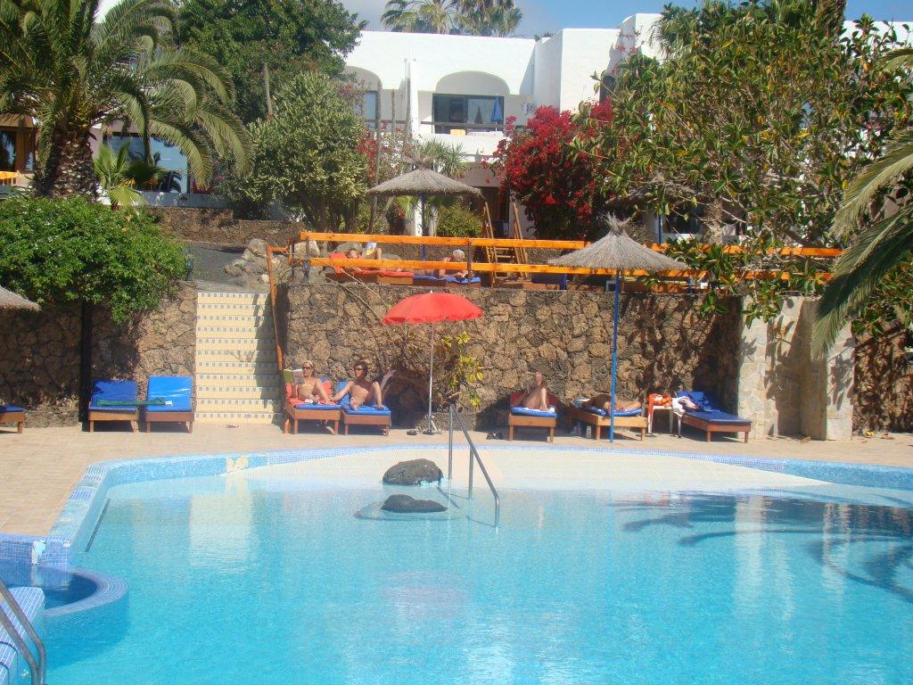 Naturistische accommodatie Monte Marina Fuerteventura