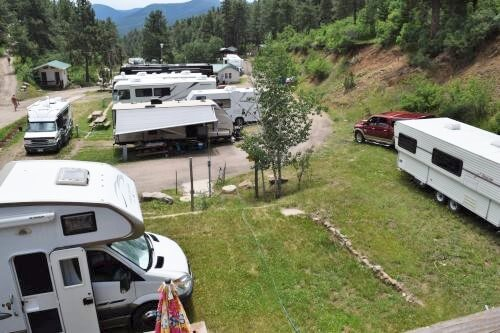 aturistencamping Mountain Air Ranch in de Verenigde Staten
