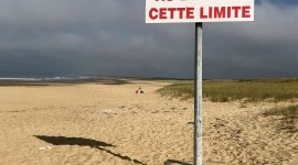 Naaktstrand Plage de la Terrière - La Tranche-sur-mer (Vendée) - Frankrijk BlootKompas!