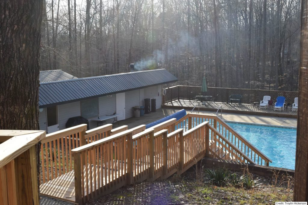 Naturistencamping Bell Acres Resort in de Verenigde Staten