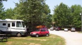 Naturistencamping Carolina Foothills Resort in de Verenigde Staten