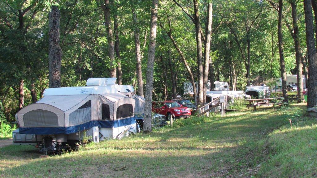 Naturistencamping Forest Hills Club Amerika