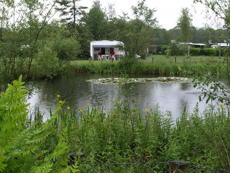 Naturistencamping het vinkel Rosmalen