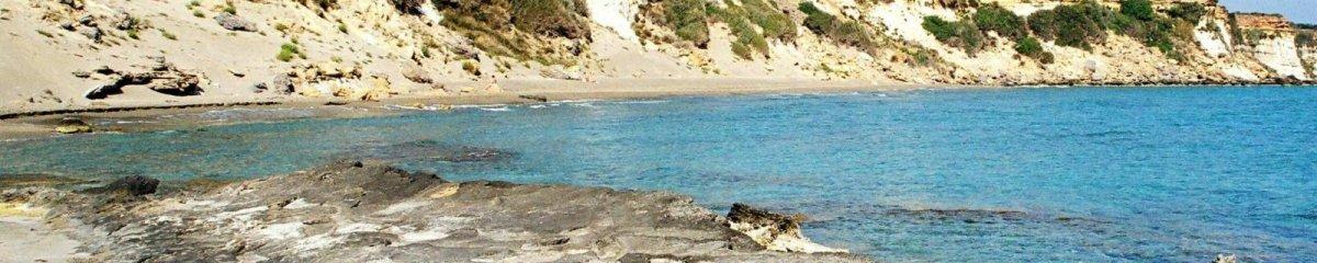 Beach of Orthi Ammos