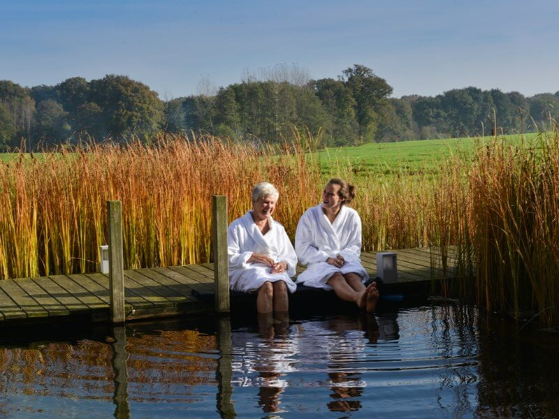 Sauna en Wellness Nederland Overijsel BoerderijSpaNutter