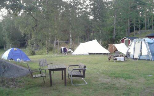Naturistencamping Skeppsmyra Zweden