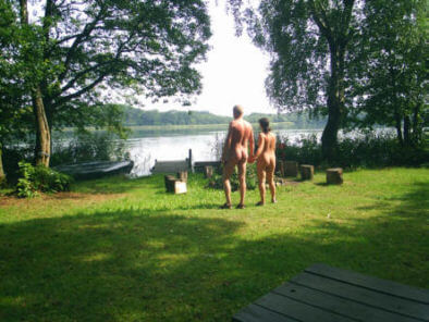Naturistencamping FKK Vedsølejren
