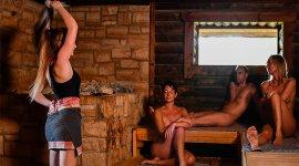 Sauna Centre du Lac