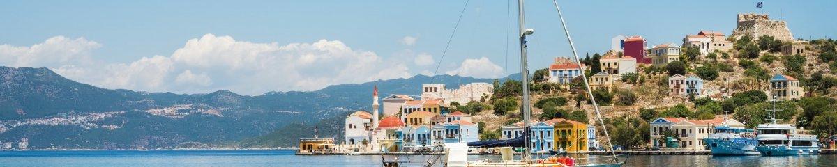 Naturisme in Griekenland
