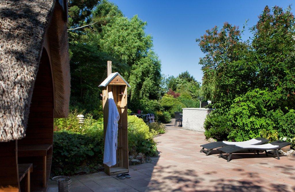 Sauna en Beautyresort de Leliehof (1)
