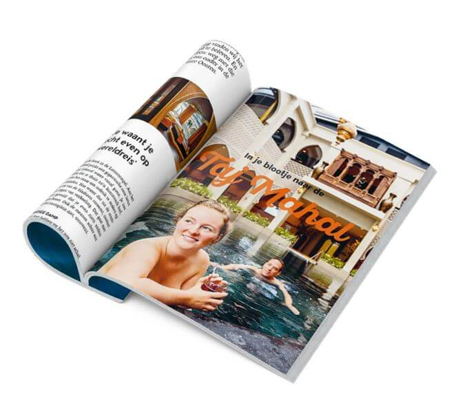 tariefkaart NFN, BlootKompas, BlootGewoon, Natuurlijk NFN, Bloot magazine, UIT