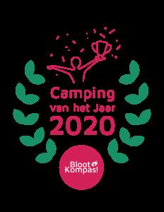 BlootKompas! Camping van het jaar 2020