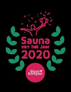 BlootKompas! Sauna van het jaar 2020
