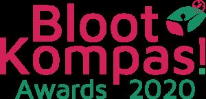 BlootKompas! Awards 2020 logo