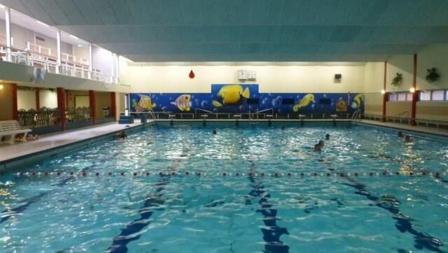 Naaktzwemmen De Parrel