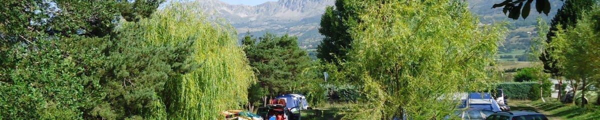 Naturistencamping Serre Poncon Frankrijk