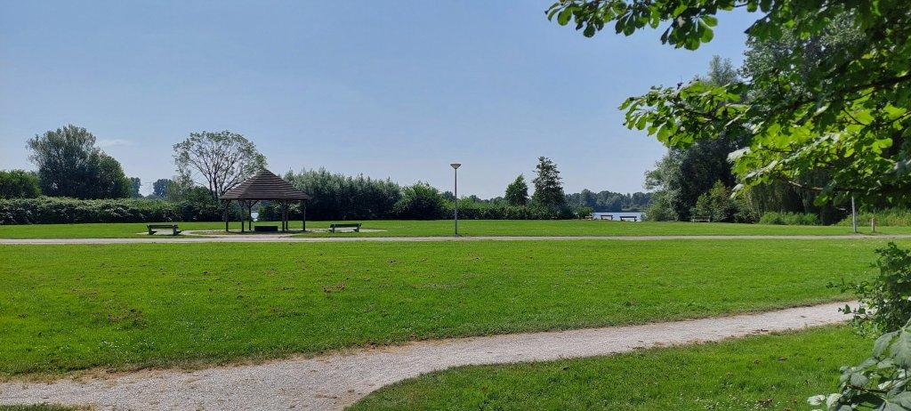 Naaktstrand Gaasperplas Park 1