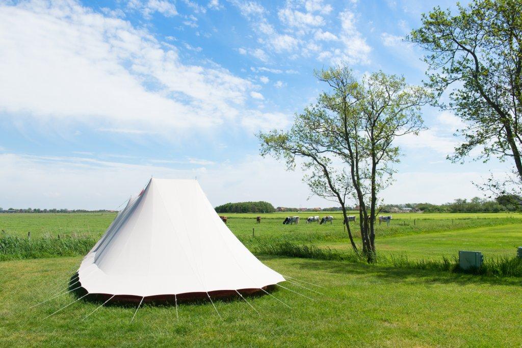 Camping BlootKompas!