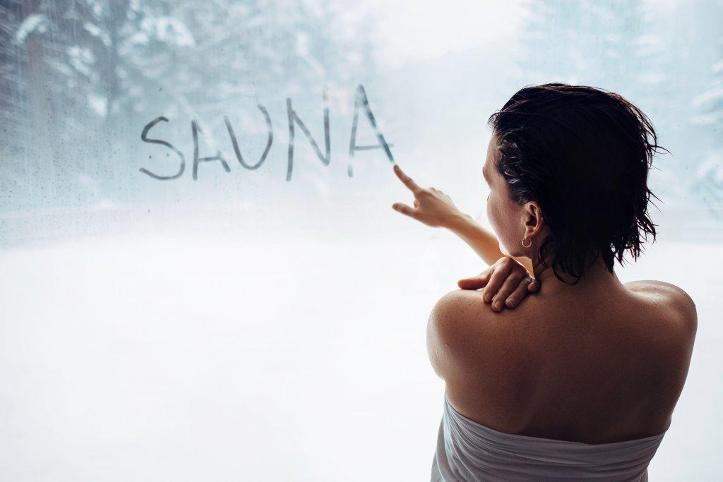 Sauna's toch open