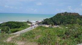 Naaktstrand Praia Tembaba Brazilië