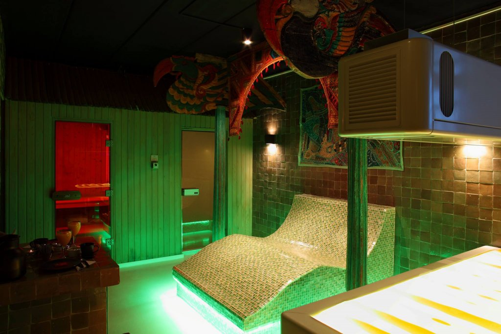 Privé sauna Lakonia BlootKompas